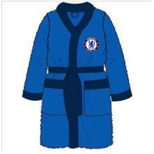 Chelsea Mens Bath Robe - L - Gift Warm Lion Fan Officia Licensed Footbal -  chelsea bath robe gift warm lion fan official licensed football product