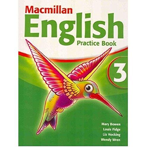 Macmillan English Practice Book 3