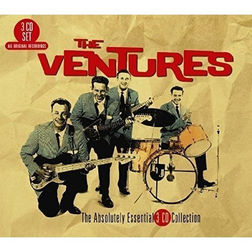The Ventures - The Absolutely Essential 3 CD Collection [CD]