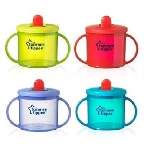 Tommee Tippee - First Cup - Flip Top Weaning Cup