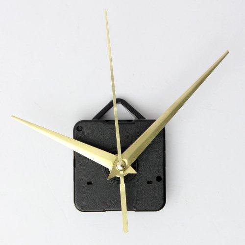 DIY Gold Hands Quartz Clock Movement Mechanism Parts Tool Set