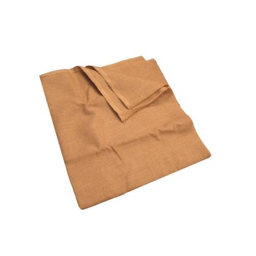LA Linen 60IN-Burlap-2YardFolded 2 Yards Burlap Fabric, Natural - 60 in.