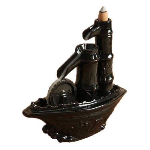 Ceramic Censer Incense Cones Holder Burner