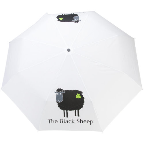 "Dublin Gift The Black Sheep Umbrella 32""X32""-"