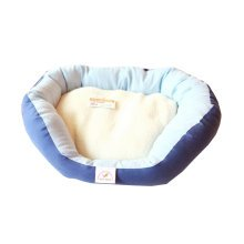 High-quality Senior PP Cotton Soft Dog Cat Pet Bed,Cat Cushion,BLUE
