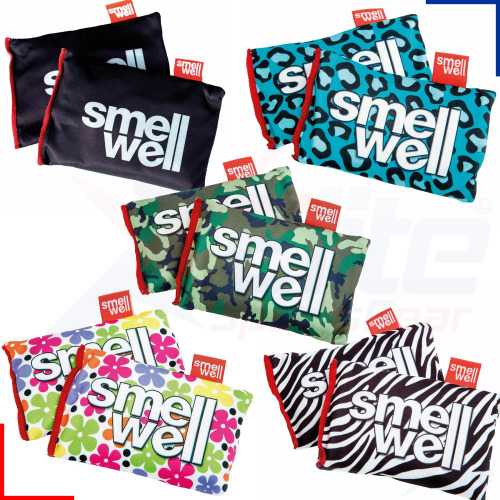 Smell Well Trainer Shoe Insert Pouches