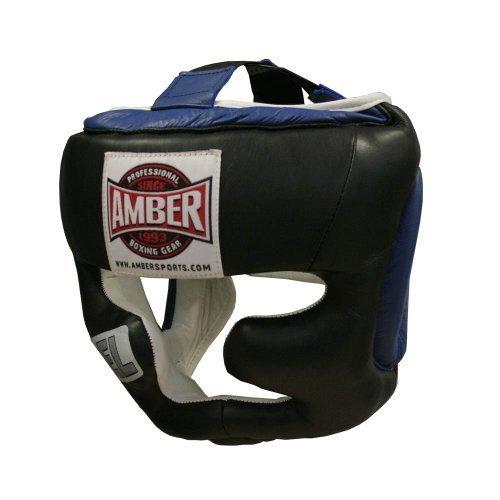 AMBER Gel Full Face Training Headgear X Large