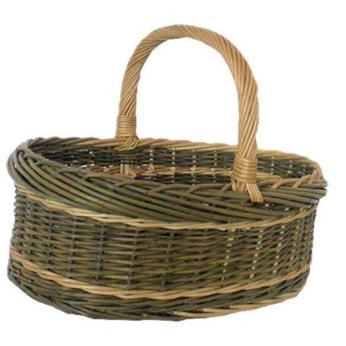 White Willow Norfolk Shopping Basket