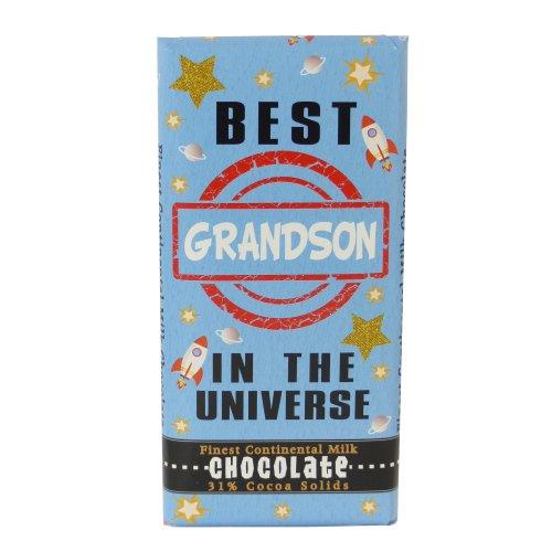Chocolate Bar - Best Grandson