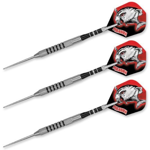 Dart World 19904 Piranha 90 Tungsten Dart 26 Gram