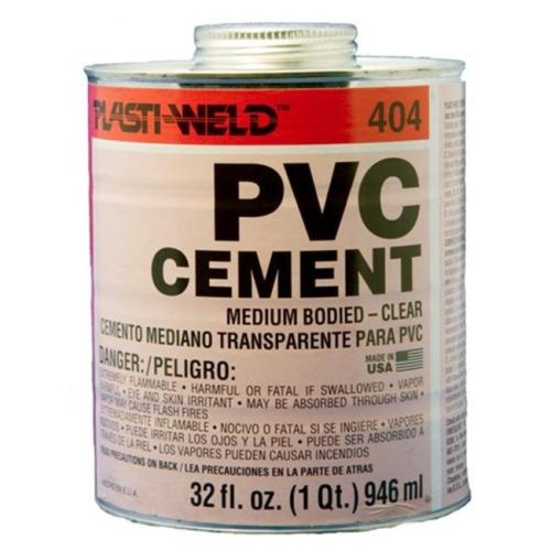 Morris Products G40424 Gallon Medium Bodied 404 Clear Cements