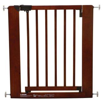 Dreambaby Barcelona Wooden Baby Gate - (73.5-81cm)