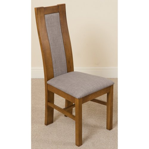 Stanford Solid Oak Dining Chair