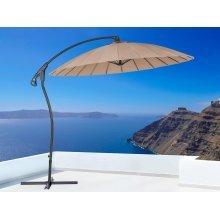 Garden Parasol - Patio Umbrella - Cantilever - 258 cm -  - CALABRIA