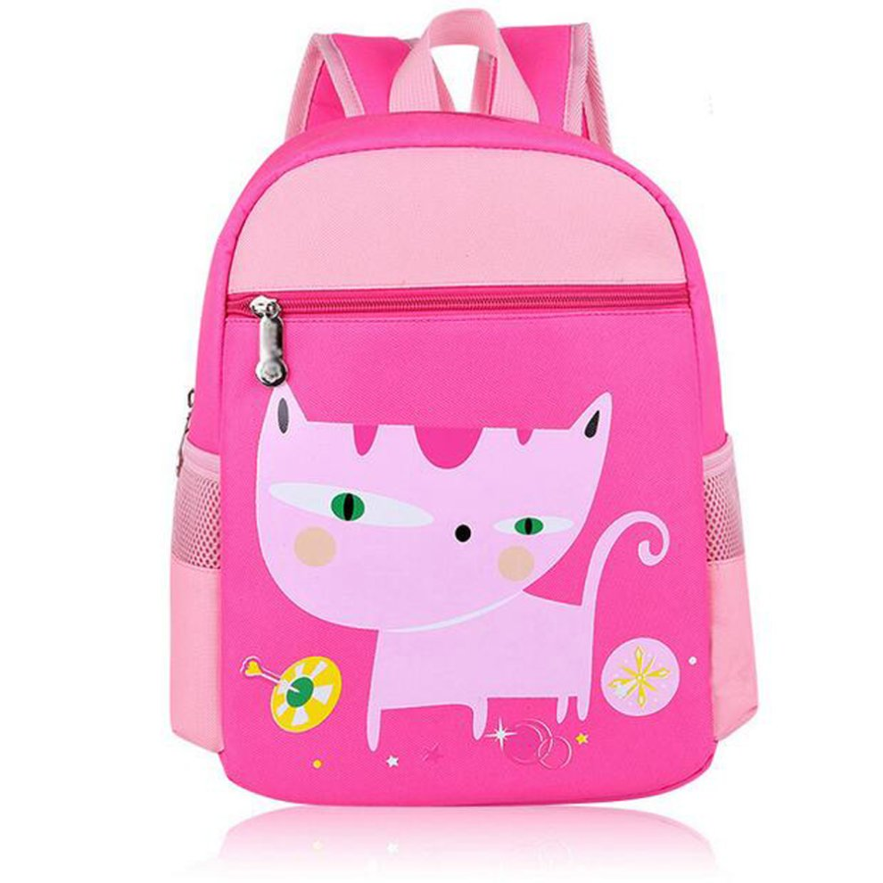 523b246d78b8 ... School Bags Childrens Backpack For School Toddle Backpack Baby Bag(Pink  Cat) - 1.