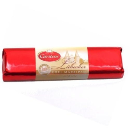 Carstens Lubecker Edel Marzipan 125g