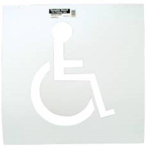 Hy-Ko Products 801105 Handicap Parking Stencil