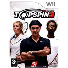 Nintendo - Top Spin 3 Occasion [ Wii ] - 5026555042338