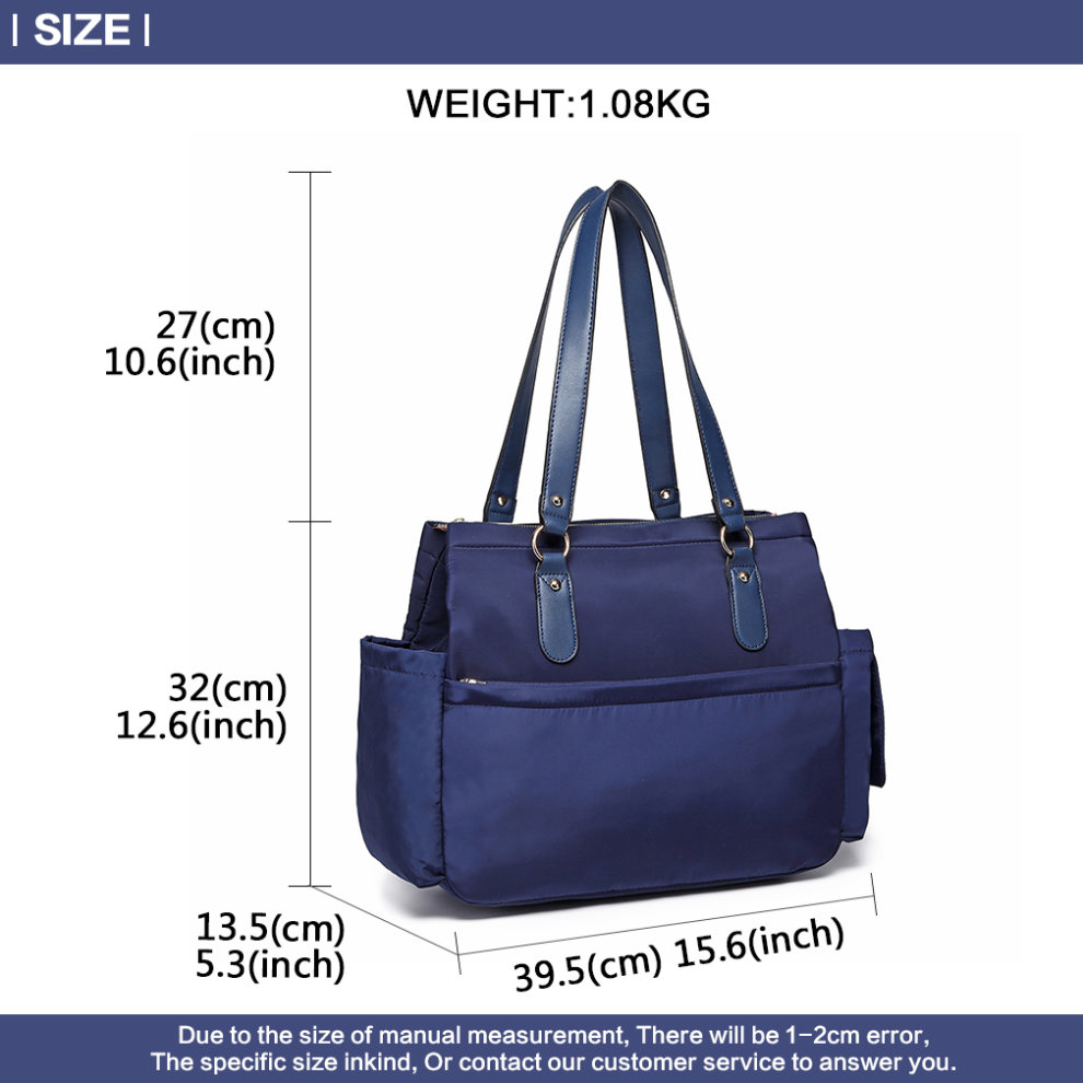 e264e6993187a ... Miss Lulu 3pcs Baby Changing Bag Diaper Nappy Bags Large Capacity - 6  ...