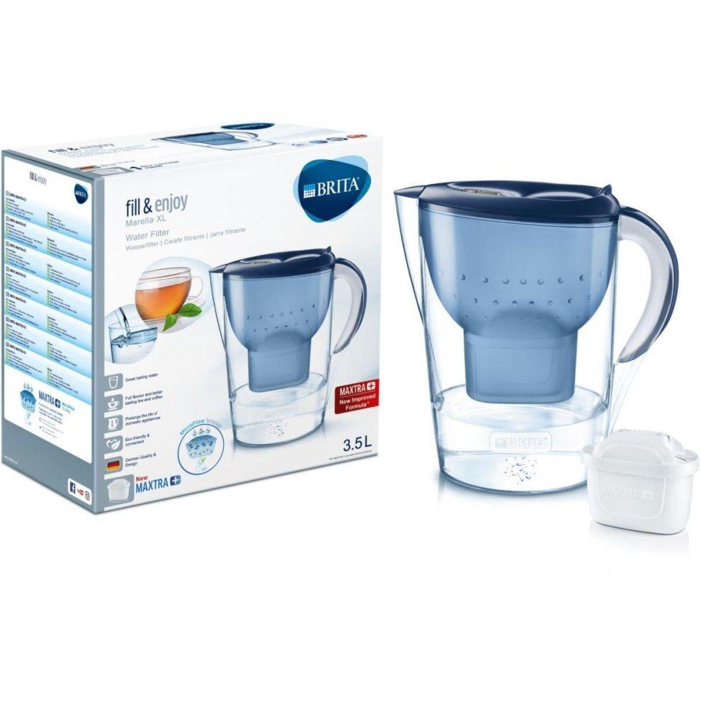 BRITA Blue Marella XL Water Jug   MAXTRA+ Filter on OnBuy d0ccce7b5208
