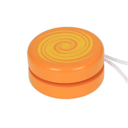 Wooden Children's Color Yo-Yo Classic Toy#D