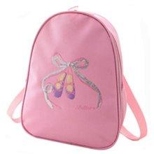 Kids Dance Bags Travel Backpack School Bags Girls Backpacks Side Bags - Pink