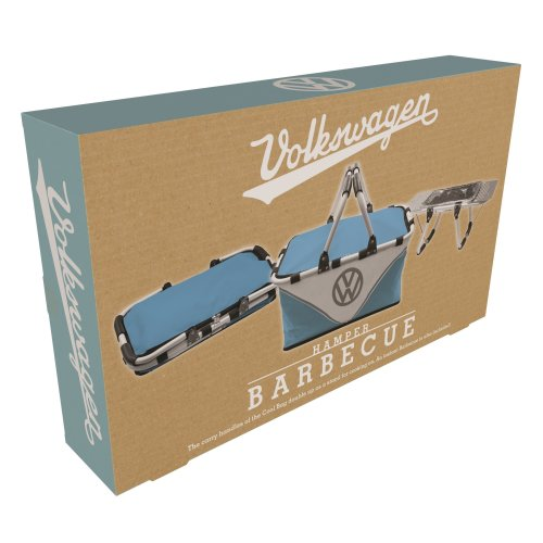 Volkswagen Barbecue Hamper | VW Cool Bag & BBQ Stand Set