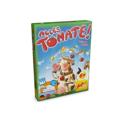 "Zoch 601105035 ""Alles Tomate! Game"