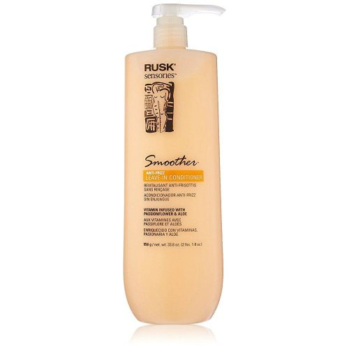 RUSK Sensories Smoother Leave-In Conditioner, 33.8 fl. oz.