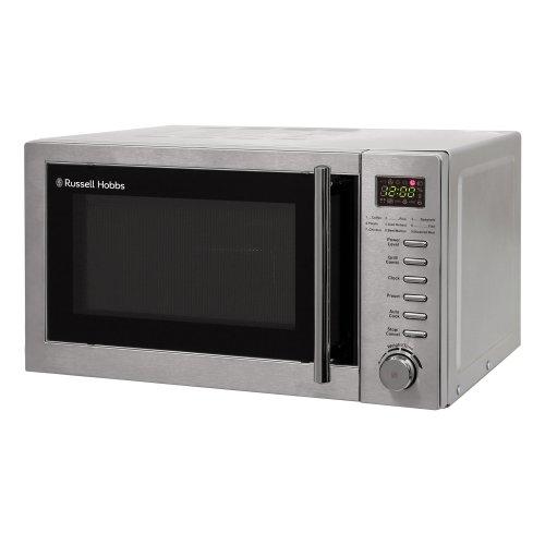 Russell Hobbs RHM2031 20L Digital 800w Grill Microwave Stainless Steel