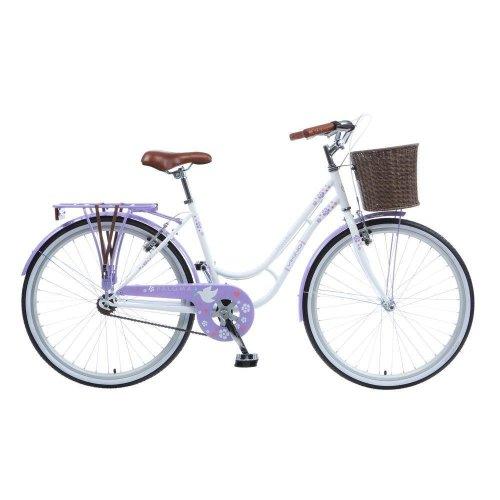 "Viking Paloma Ladies 26"" Wheel Heritage Dutch Hybrid Bike VN307 RRP £239.99"