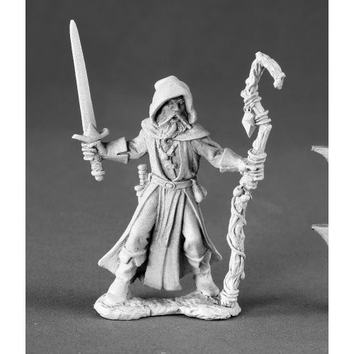 Reaper Dark Heaven Legends 03484 Karlov Diedrich, Wizard