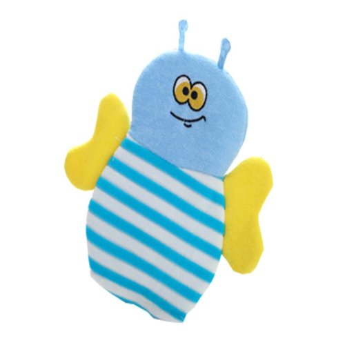 Cartoon Child'S Gloves For Bath