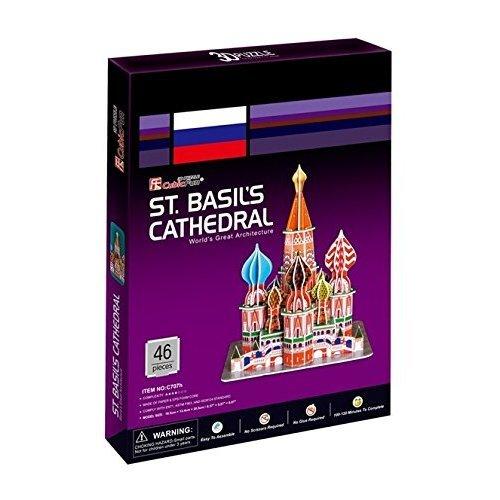 Cubicfun C707H St Basils Cathedral Puzzle
