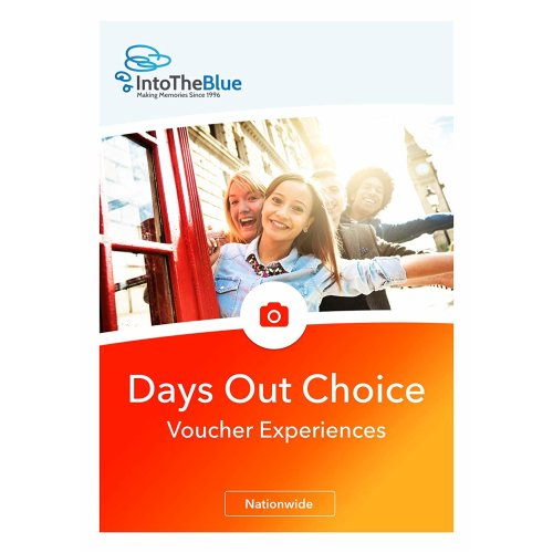 £50 Days Out Choice Gift Experience Voucher