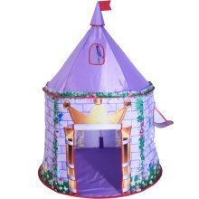 Traditional Garden Games Fairytale Princess Play Castle Tent