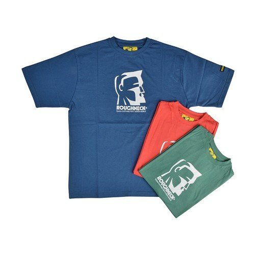 Roughneck Clothing 95-036 T-Shirt Triple Pack Mixed Colours 39-41in - M
