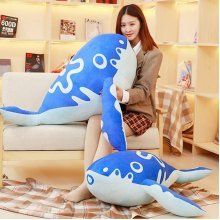 Cartoon Fish Plush Cushion