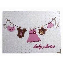 Creative DIY Memory Photobook Photo Albums of Baby's 5yrs [Childhood Memory]