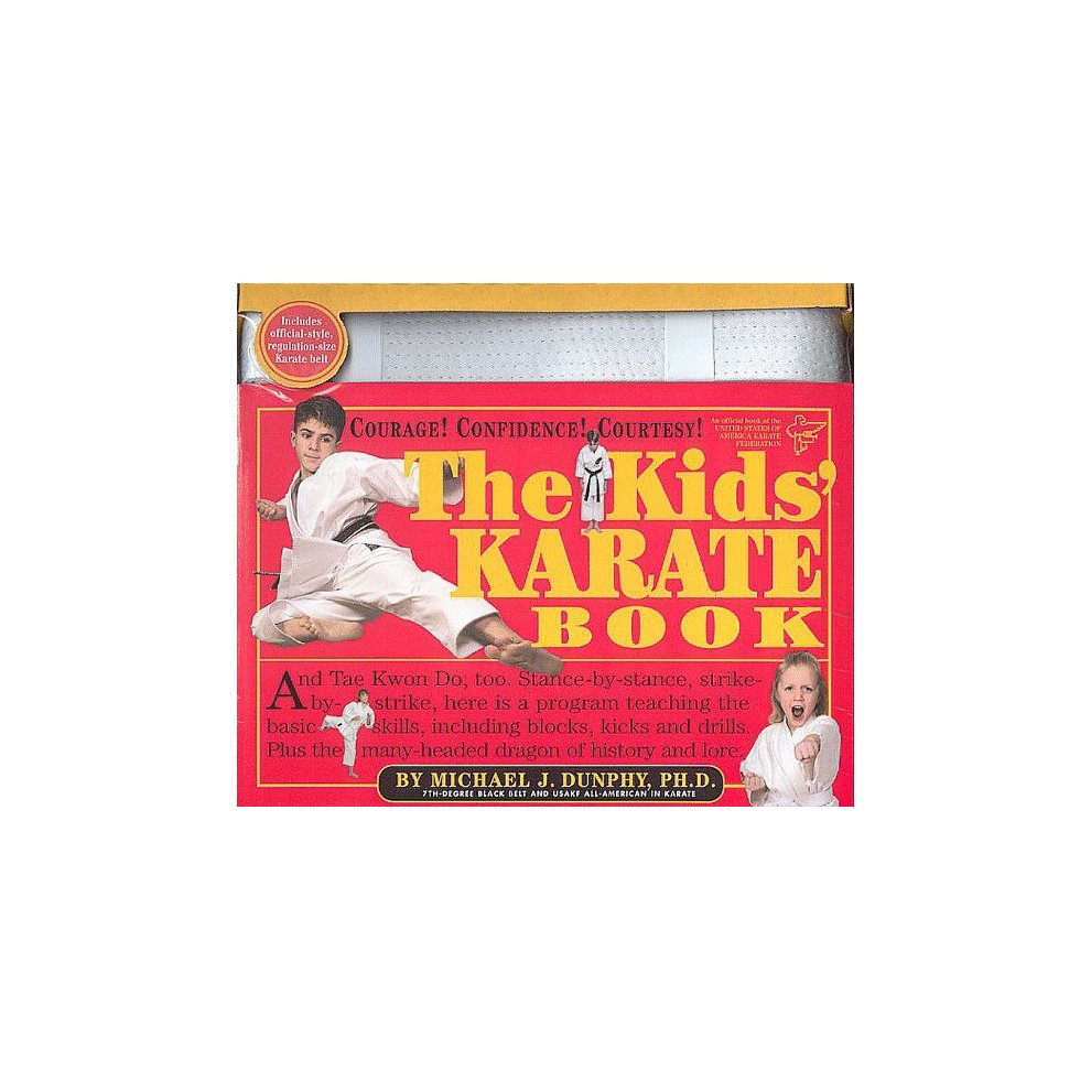 Used The Kids' Karate Book on OnBuy