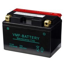 VMF Powersport Liquifix Battery 12 V 10 Ah MF YTX12A-BS