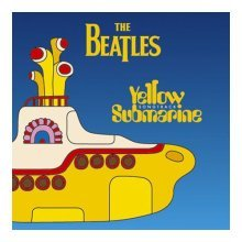 The Beatles Greeting / Birthday / Any Occasion Card: Yellow Submarine Songtrack -  beatles yellow submarine songtrack greeting birthday card any