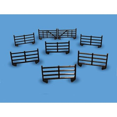 Fences and Gates - OO/HO Accessories - Model Scene 5085 - free post