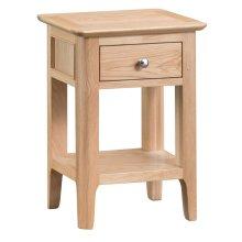 Bergen Oak Side Table