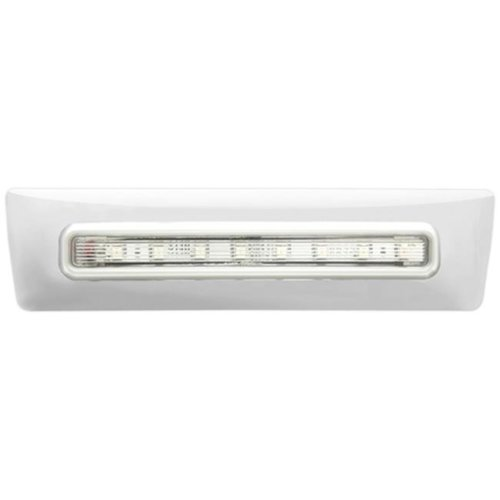 IPCW CLR07CT1 Chevrolet Silverado 2007 - 2014 LED Tailgate Handle, Chrome Red LED Clear Lens