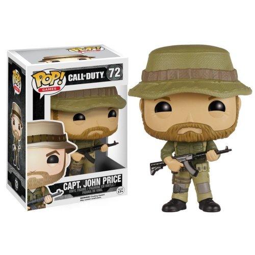 POP! Vinyl: Call of Duty: Capt. John Price