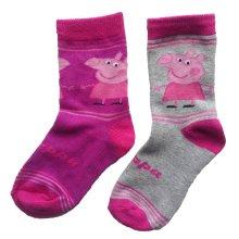 Peppa Pig Socks - Pack of 2