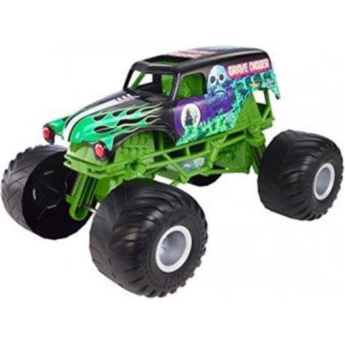 Mattel DNL95 Hot Wheels Monster Jam Giant Grave Digger Truck on OnBuy