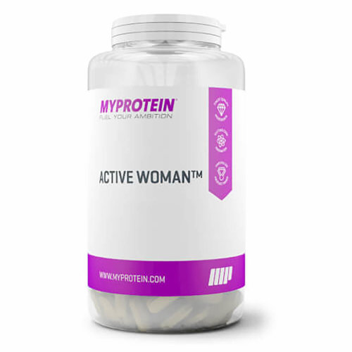 Myprotein Active Woman Multivitamin 120tabs