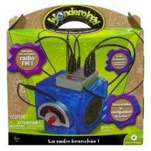 Wonderology – Science Kit – Snap, Plug & Play Radio